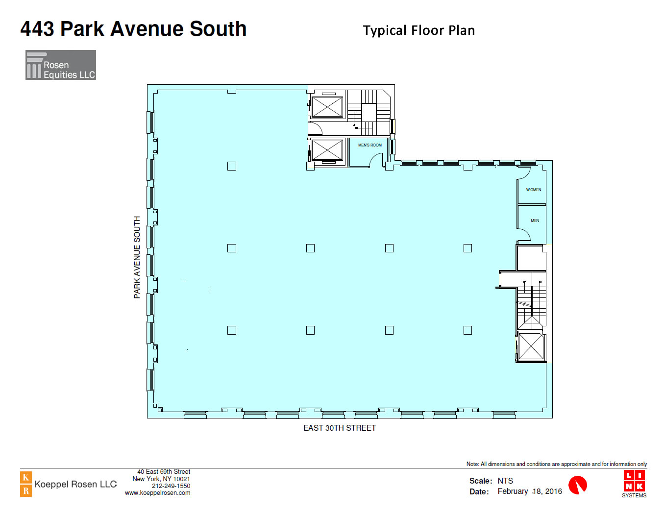 443 Park Ave Siteplan