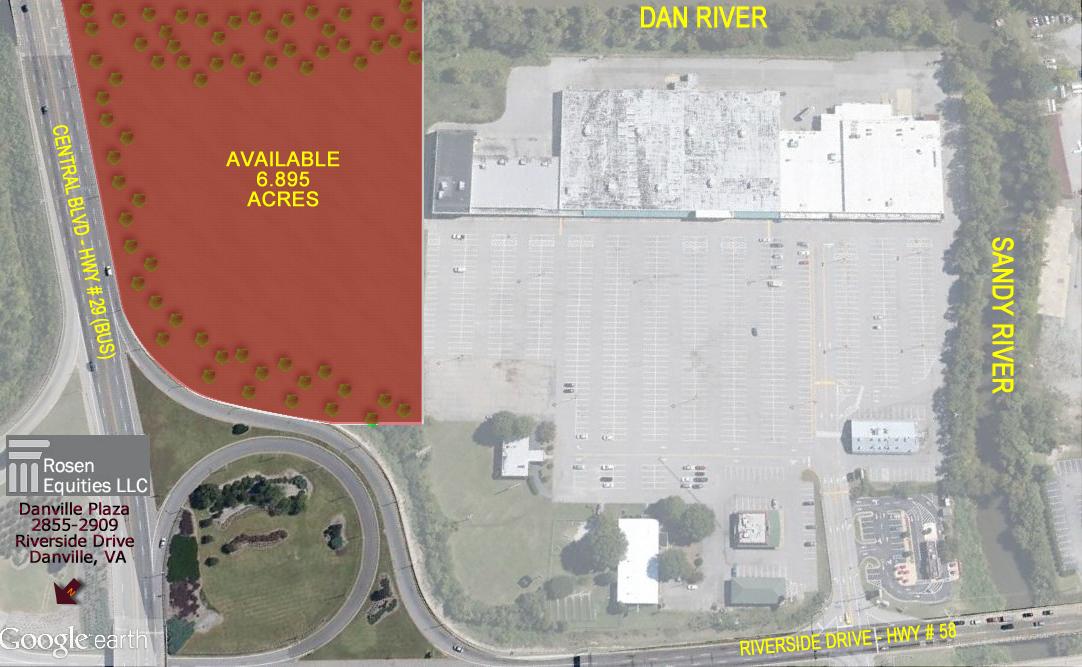 Danville Site Plan