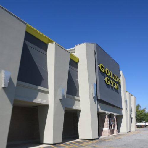 Greensboro-Rush Fitness Plaza
