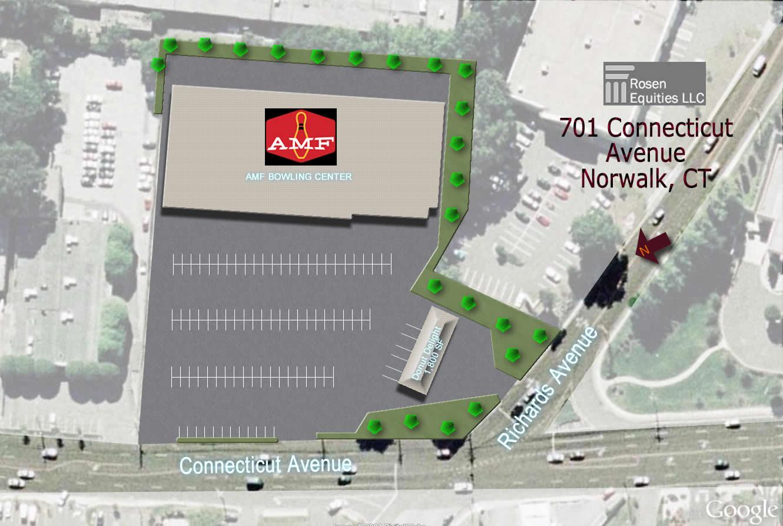 Norwalk Site Plan