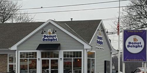 701 Connecticut Avenue, Donut Delight image 3
