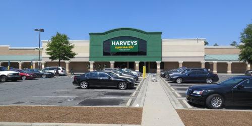 Charlotte - Harveys Center
