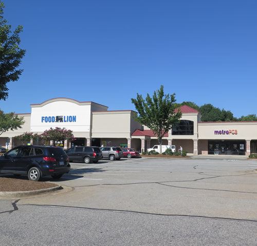 Mocksville Food Lion Center