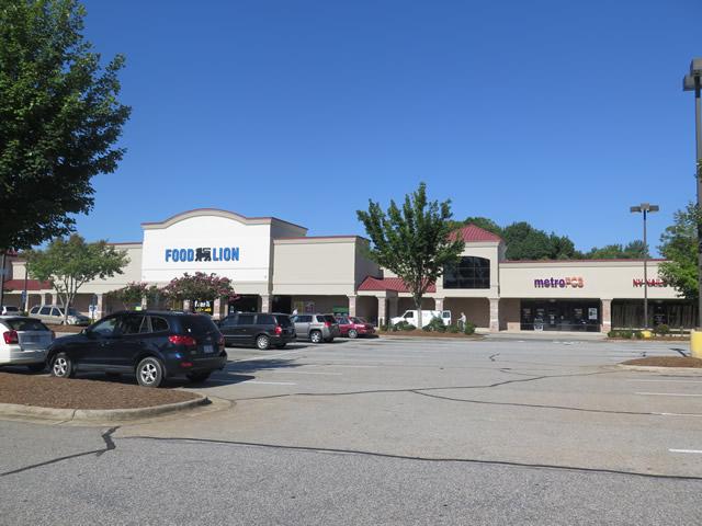 Mocksville Food Lion Center
