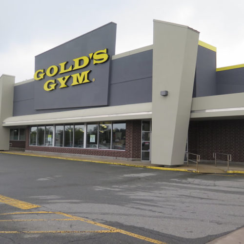 Burlington Golds Gym