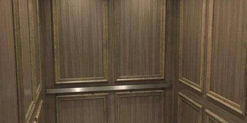 Wellington Corporate Center elevator
